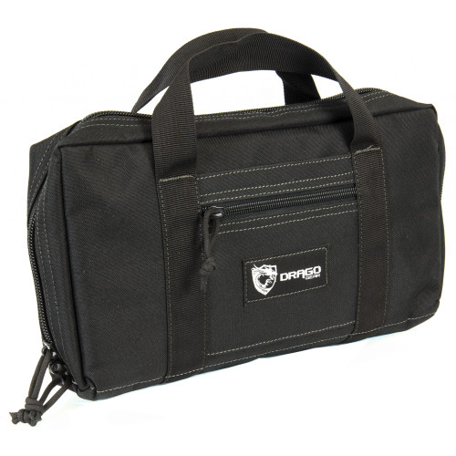 Drago Gear Single Pistol Case Blk