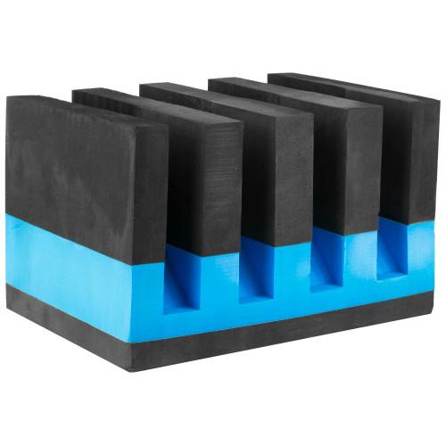 G-outdrs 4 Pstl Cradle Hldr Blk/blue