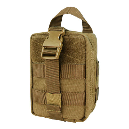 RIP AWAY EMT LITE POUCH COYOTE BROWN