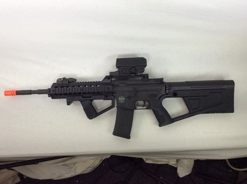 VALKEN SPACE MACHINE  CERTIFIED USED AIRSOFT