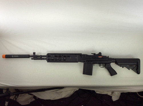 ECHO 1 M14 EBR CERTIFIED USED AIRSOFT