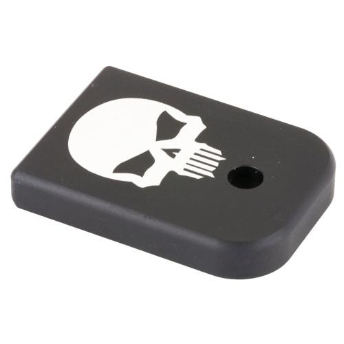 Bastion Mag Base Plate Glk9/40 Skull