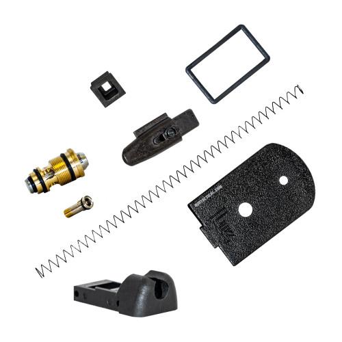 AIRSOFT REBUILD KIT FOR HK MP7 KWA GBB MAG for $19.99 at MiR Tactical