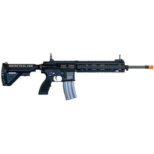 ELITE FORCE H&K M27 IAR AIRSOFT RIFLE AEG - BLACK for $469.99 at MiR Tactical