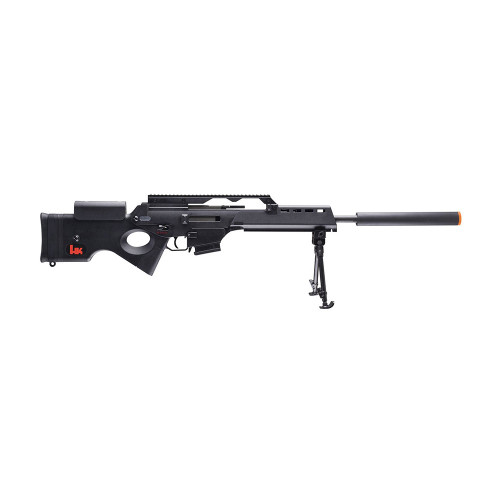 ELITE FORCE H&K SL9 AIRSOFT SNIPER AEG - BLACK for $299.99 at MiR Tactical