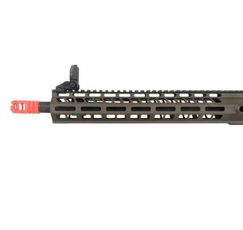 VFC AVALON VR16 CARBINE SABER AIRSOFT RIFLE AEG - FDE