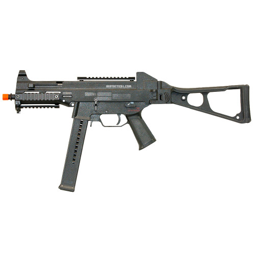 ELITE FORCE H&K UMP COMPETITION SERIES AIRSOFT SMG AEG - BLACK
