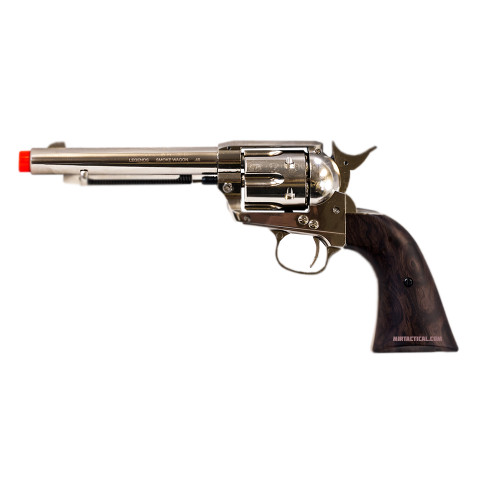 LEGENDS AIRSOFT SMOKE WAGON REVOLVER NKL for $124.95 at MiR Tactical