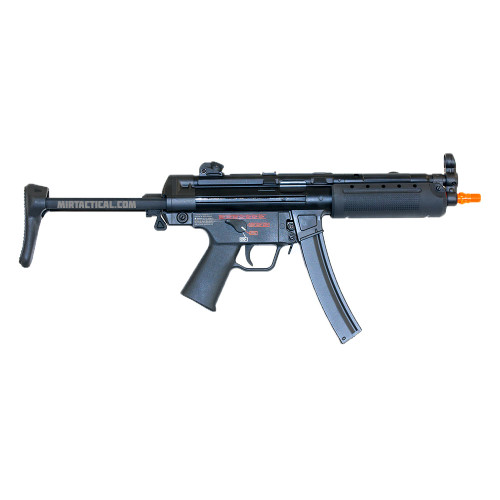 ELITE FORCE H&K MP5 A5 ELITE SERIES AIRSOFT SMG AEG - BLACK for $299.99 at MiR Tactical