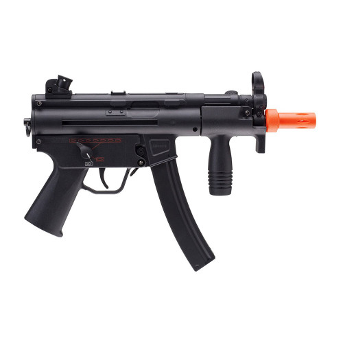 ELITE FORCE H&K MP5K COMPETITION SERIES AIRSOFT SMG AEG - BLACK for $134.99 at MiR Tactical