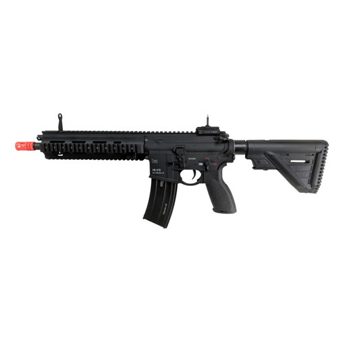 ELITE FORCE H&K 416 A5 AIRSOFT SBR AEG - BLACK