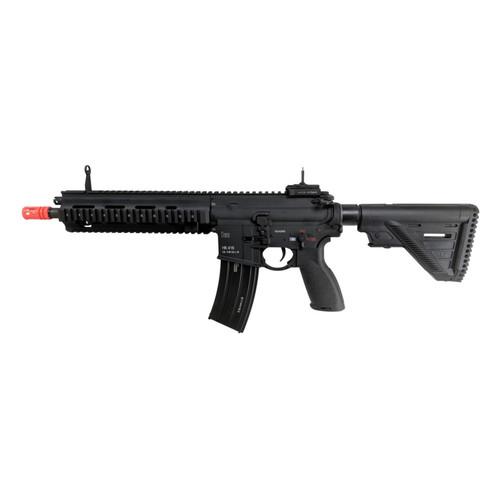 HK 416 CQB AIRSOFT AEG BLACK ELITE