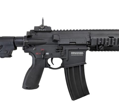 ELITE FORCE H&K 416 A5 AIRSOFT SBR AEG - BLACK