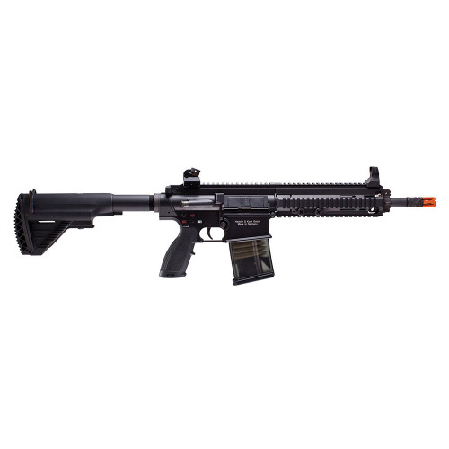ELITE FORCE H&K 417 AIRSOFT CARBINE AEG - BLACK for $439.99 at MiR Tactical