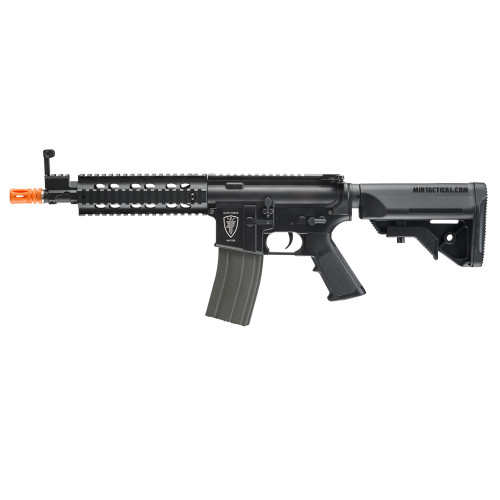 ELITE FORCE CQB M4/M16 AIRSOFT SBR AEG - BLACK
