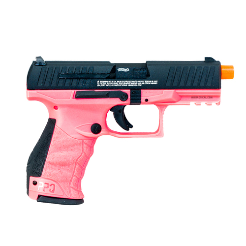 UMAREX WALTHER PPQ M2 CO2 BLOWBACK AIRSOFT PISTOL - WILDBERRY for $99.95 at MiR Tactical