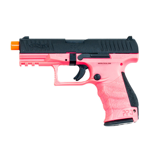 UMAREX WALTHER PPQ M2 CO2 BLOWBACK AIRSOFT PISTOL - WILDBERRY