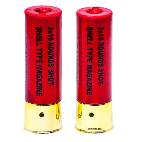 AIRSOFT SHOTGUN SHELLS 2 PACK for $9.99 at MiR Tactical