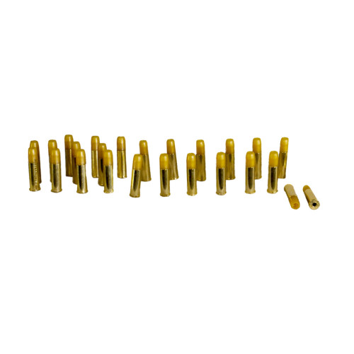 6MM AIRSOFT POWER DOWN SHELLS 25PCS DW for $39.99 at MiR Tactical