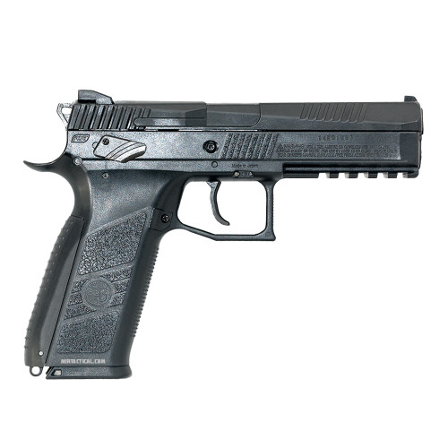 CZ P-09 CO2 4.5MM AIRGUN BLACK for $119.99 at MiR Tactical