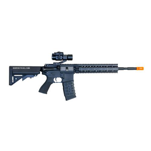 G&G CM16 R8-L M4/M16 AIRSOFT DMR AEG - BLACK for $189.99 at MiR Tactical