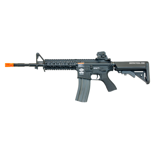 G&G CM16 RAIDER-L AIRSOFT RIFLE AEG - BLACK