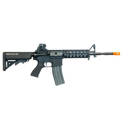 G&G CM16 RAIDER-L M4/M16 AIRSOFT CARBINE AEG - BLACK