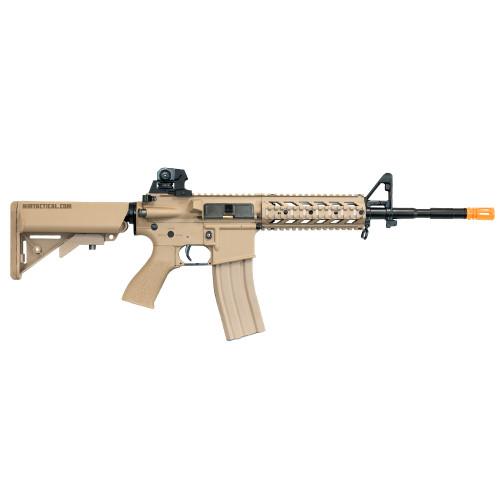 G&G CM16 RAIDER-L M4/M16 AIRSOFT CARBINE AEG - FDE for $149.99 at MiR Tactical