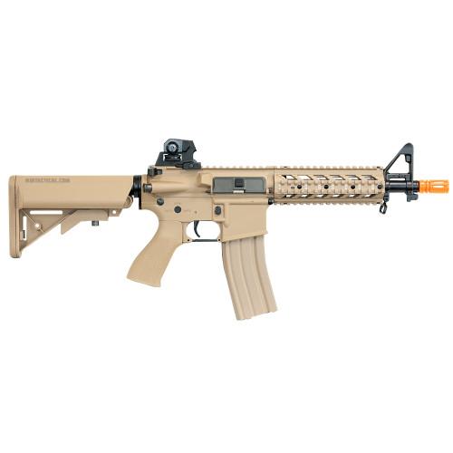 G&G CM16 RAIDER M4/M16 AIRSOFT SBR AEG - FDE for $149.99 at MiR Tactical