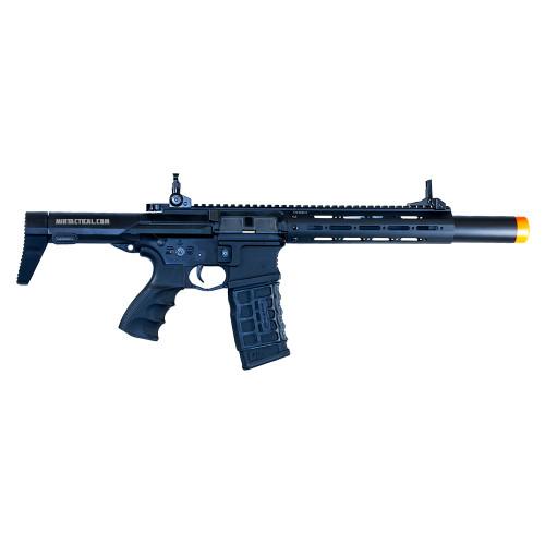 G&G PDW15-CQB M4/M16 AIRSOFT SBR AEG - BLACK for $319.99 at MiR Tactical