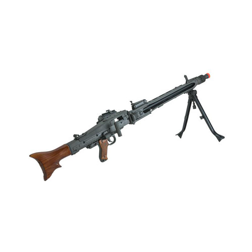 G&G GMG-42 MG-42 AIRSOFT HMG AEG - WOOD & STEEL for $1884.99 at MiR Tactical