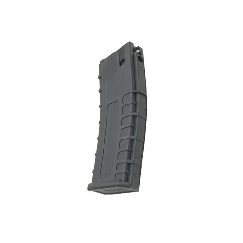 GAS AIRSOFT MAGAZINE FOR GHK G5 GBBR BLK
