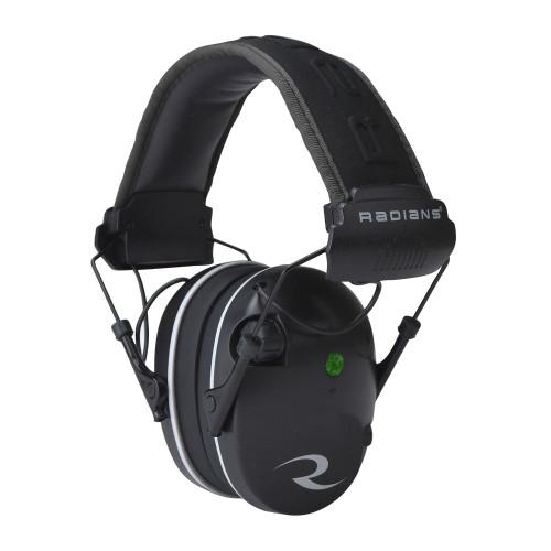 Radians R3200 Elec Muff Black/gray