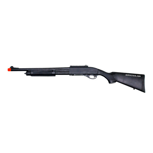 AIRSOFT GAS SCATTERGUN HD BLACK