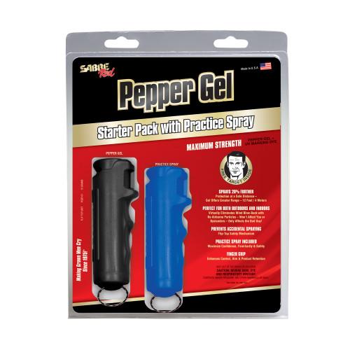 Sabre Pepper Gel Starter Pack
