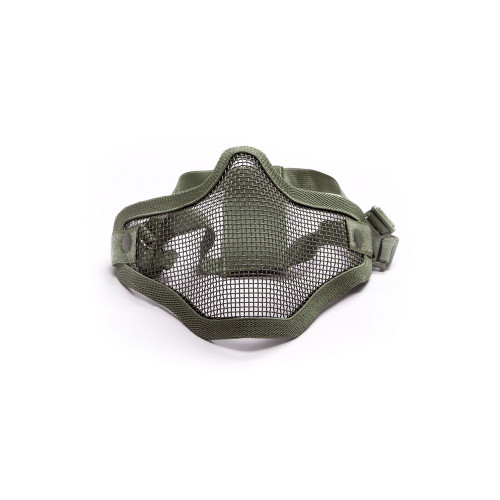 LOWER FACE MESH MASK OD for $19.99 at MiR Tactical
