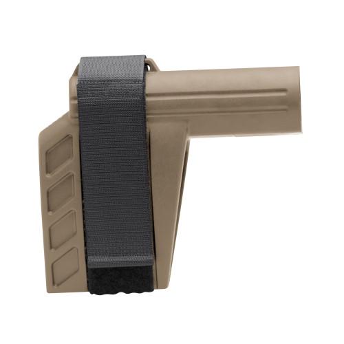 Sb Tact Ar Pistol Brace Sbx-k Fde