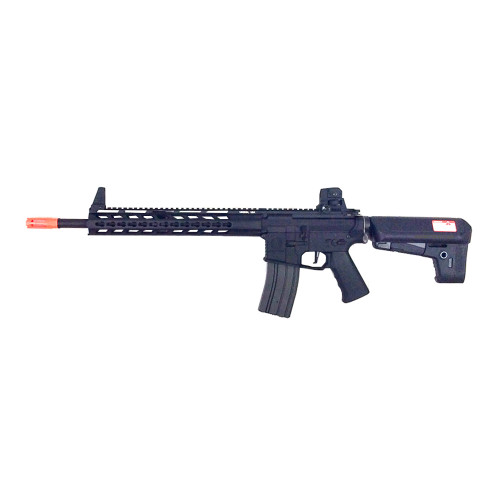 KRYTAC TRIDENT MK2 SPR M4/M16 AIRSOFT CARBINE AEG - BLACK
