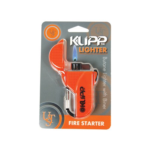 Ust Klipp Lighter Orange