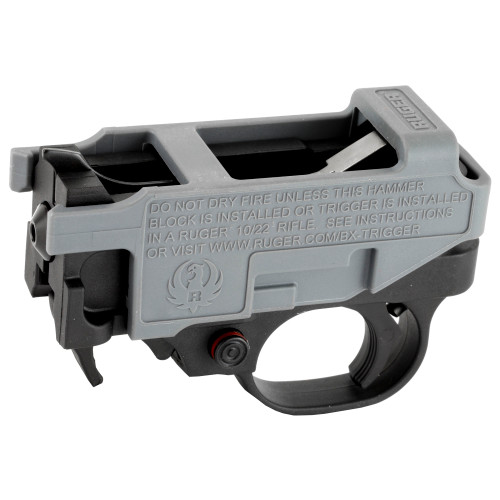 Ruger Bx-trigger For 10/22 & Chrgr