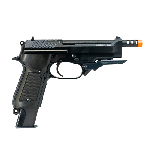 M93R AIRSOFT GBB PISTOL BLACK for $169.99 at MiR Tactical