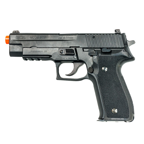 P226 GBB BLOWBACK AIRSOFT PISTOL
