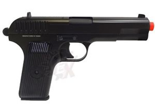 KWA TT-33 AIRSOFT PISTOL GBB for $139.99 at MiR Tactical