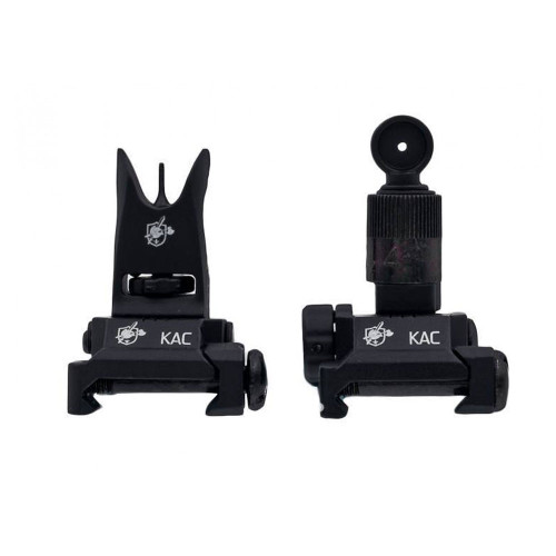 KNIGHT`S ARMAMENT AIRSOFT IRON SIGHT BLK for $26.99 at MiR Tactical
