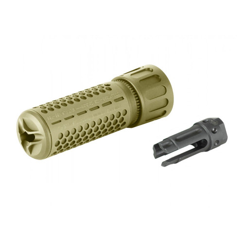 KAC QDC/CQB AIRSOFT MOCK EXTENSION TAN