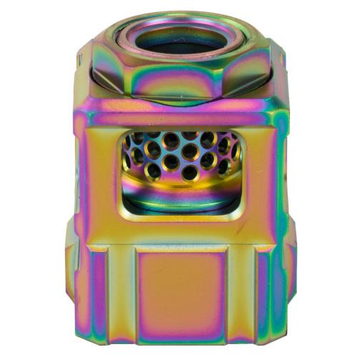 Cgs Qube Compensator Rainbow