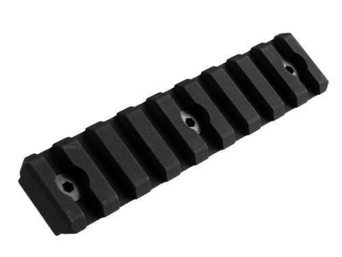 NOVESKE NSR 9 SLOT KEYMOD RAIL SECTION for $19.99 at MiR Tactical