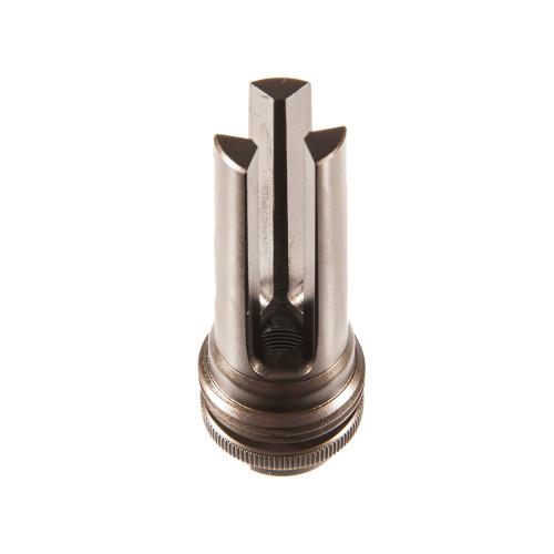 Sco Asr Flash Hider M13.5x1lh 9mm