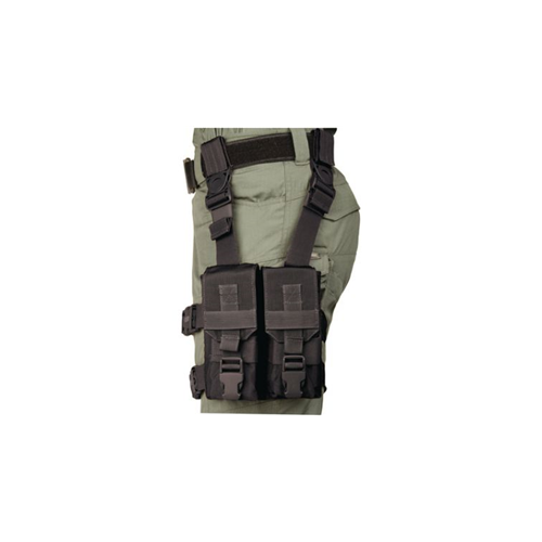 M16 Y Thigh Rig Holds 4