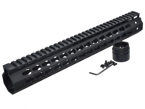 13` SI KEYMOD HANDGUARD BLK for $119.99 at MiR Tactical